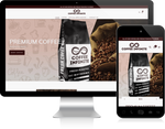 Pre-Made Coffee Drop Ship Website You Own !