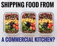 Commercial Kitchen and Shipping Food From them?