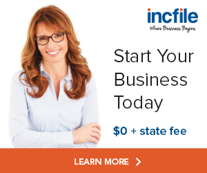 Incorporate Your Small Food Business for $0 Fees plus State Filings