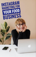 Social Media Marketing   (Instagram) your Food Business