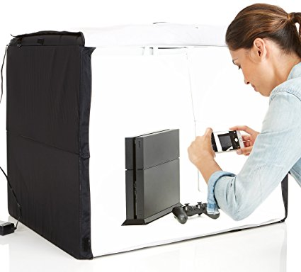 Food Photography Portable Studio Amazon Basics Portable Photo Studio
