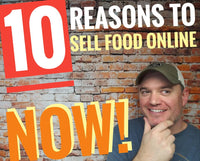 FREE VIDEO Top 10 Reasons to Sell Food Online [ Start Selling Food Online NOW]