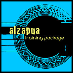 Alzapua Training Package - 6 videos + tabs (tef, pdf)