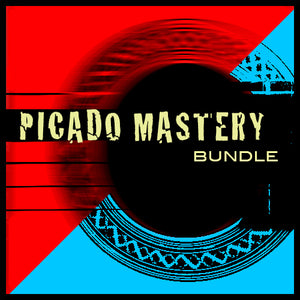 Picado Mastery Bundle (videos+tabs)