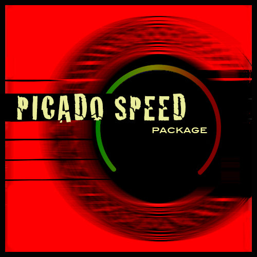 Picado Speed Package (videos+tabs)