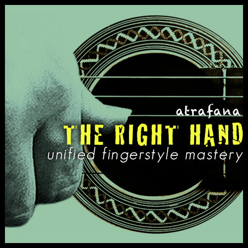 The Right Hand - Unified Fingerstyle Mastery