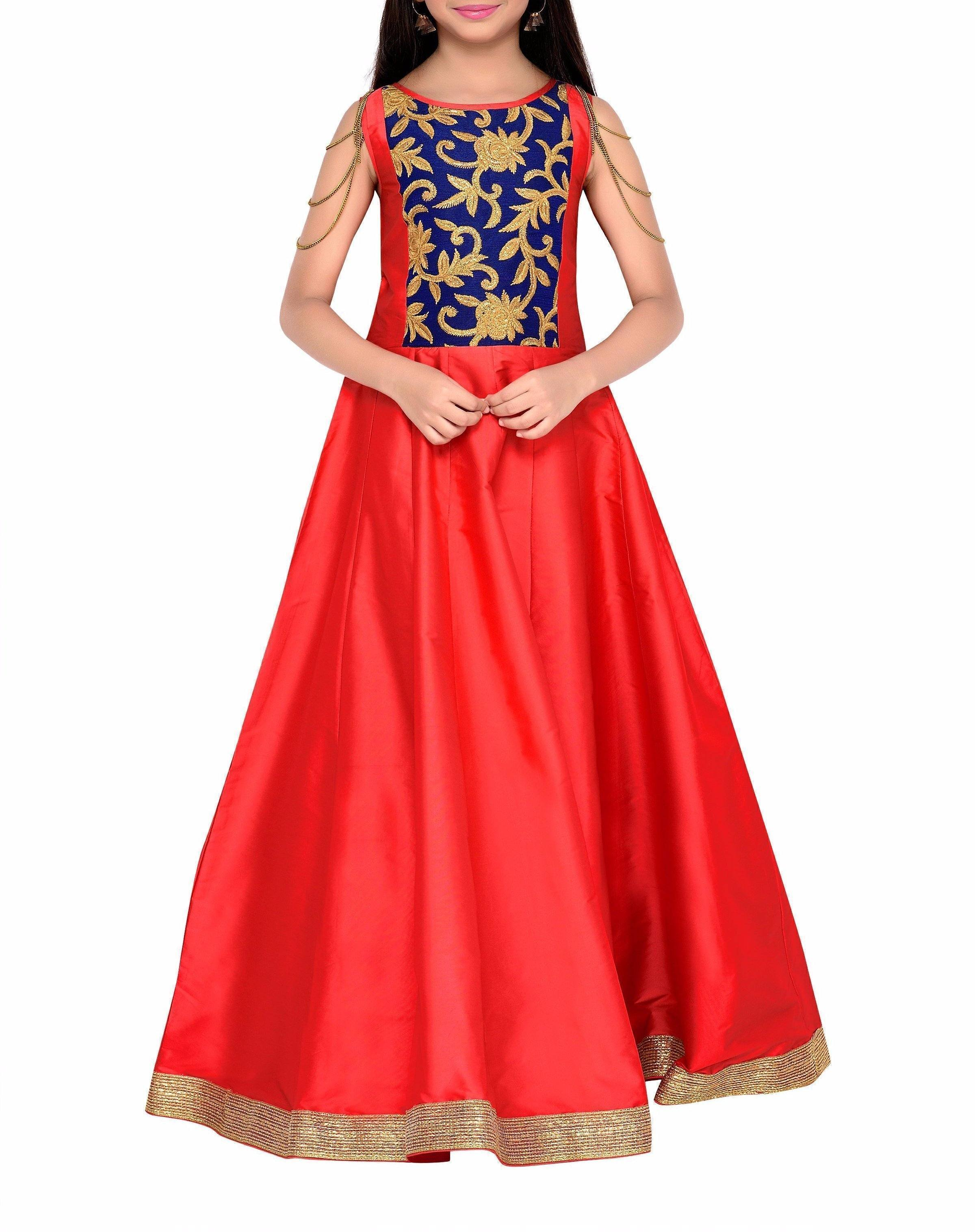 Indowestern Gowns