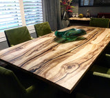 Custom Sugar Maple Dining Table