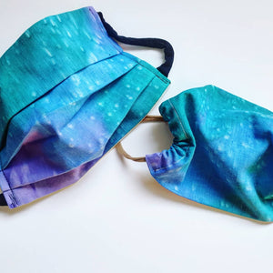 Minnie&Lou's Upcycled fabric face masks on Ekko.world!