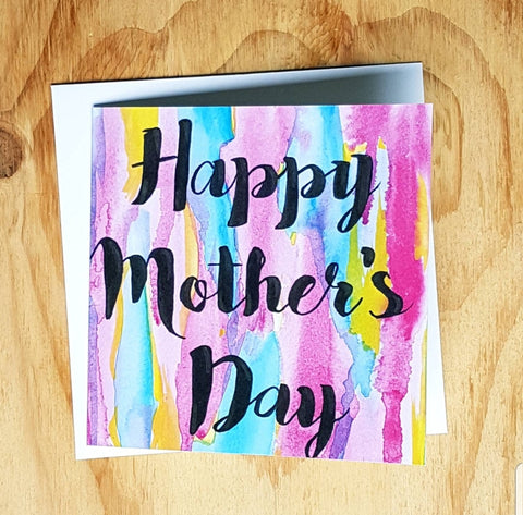 'Happy Mother's Day' Card by Minnie&Lou