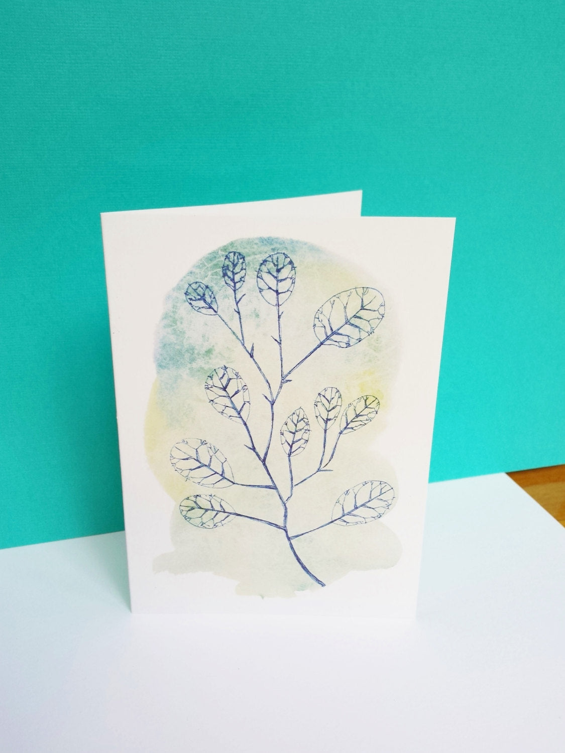 'Spring Vision' any occasion greeting card