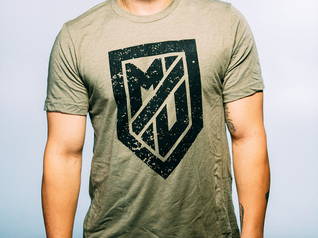 LIMITED EDITION** Distressed Logo Tee