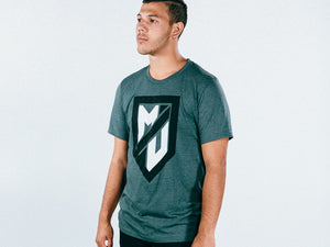 Men United Logo Tee