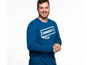 COMMUNITY Long Sleeve Shirt