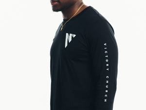 Fully Committed Long Sleeve Tee