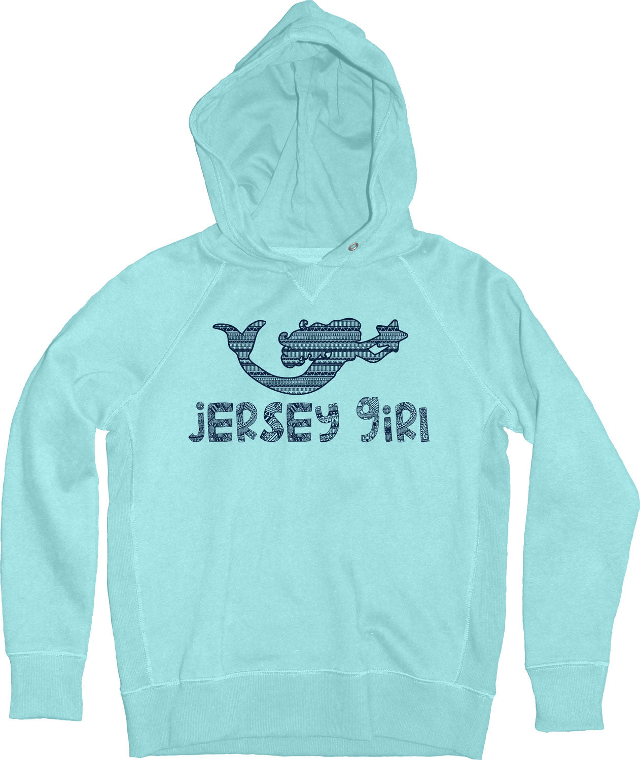 Jersey Girl sweatshirt (2 colors)
