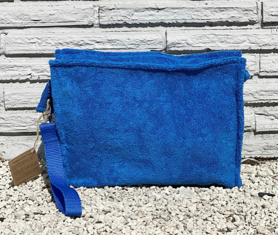 Terry Large Pouch (3 colors)