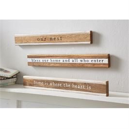 Our Nest sentiment stick