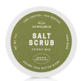 Salt scrub 2oz