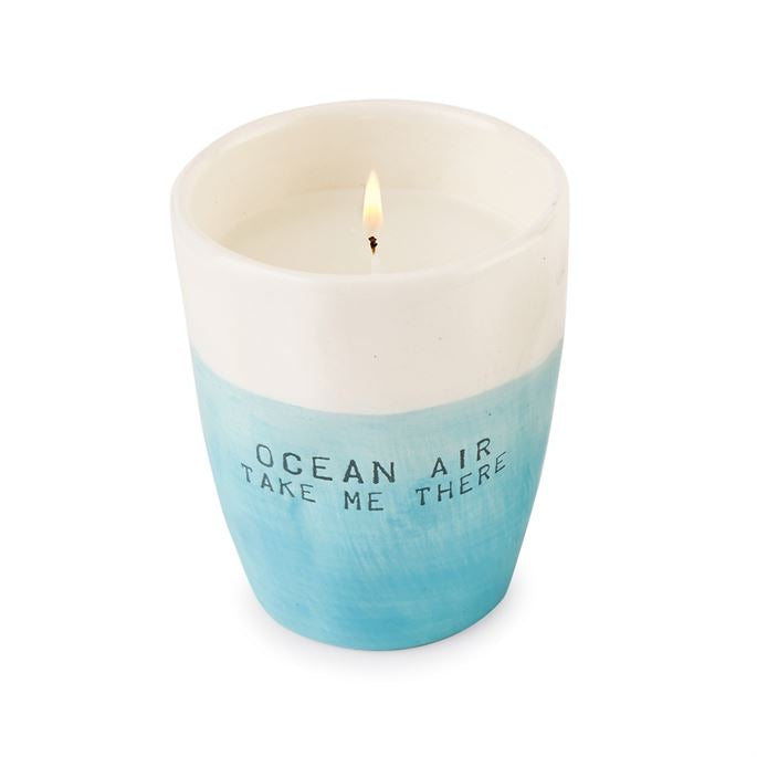 MudPie Ocean air take me there candle