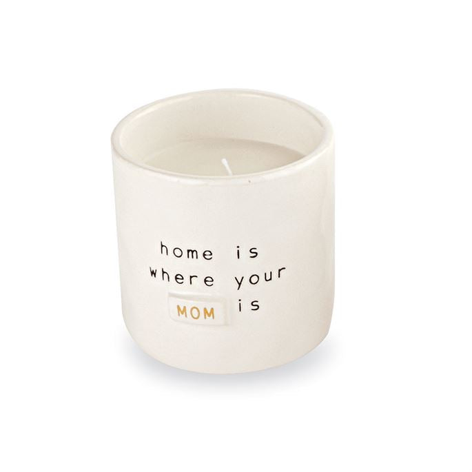 Mudpie Home Mom boxed candle