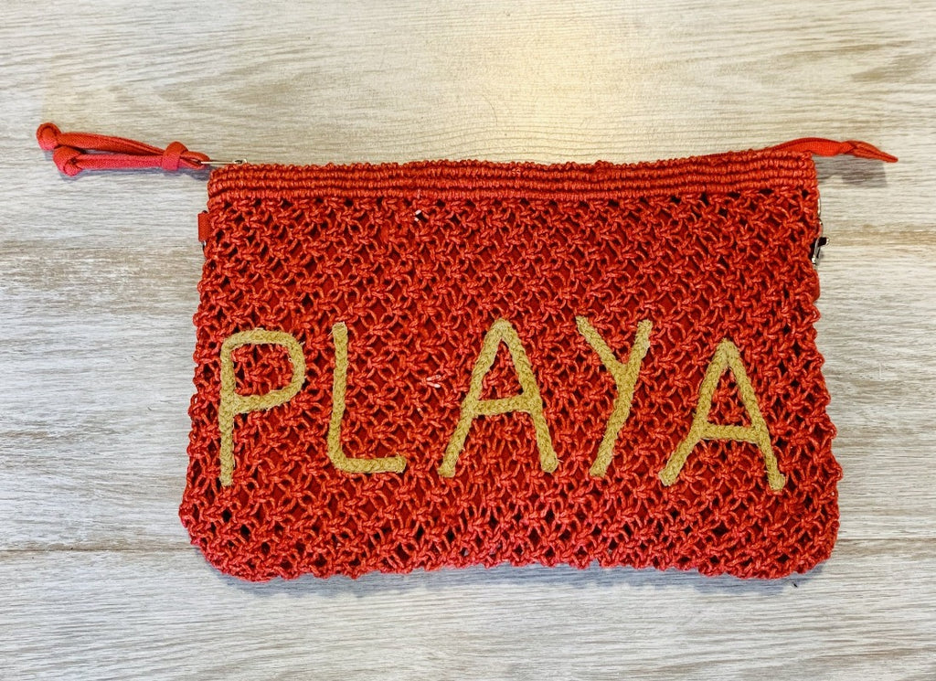 Playa crossbody/clutch