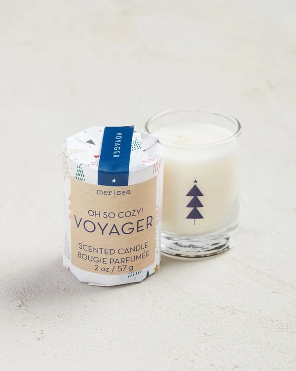 Voyager Holiday Votive Candle