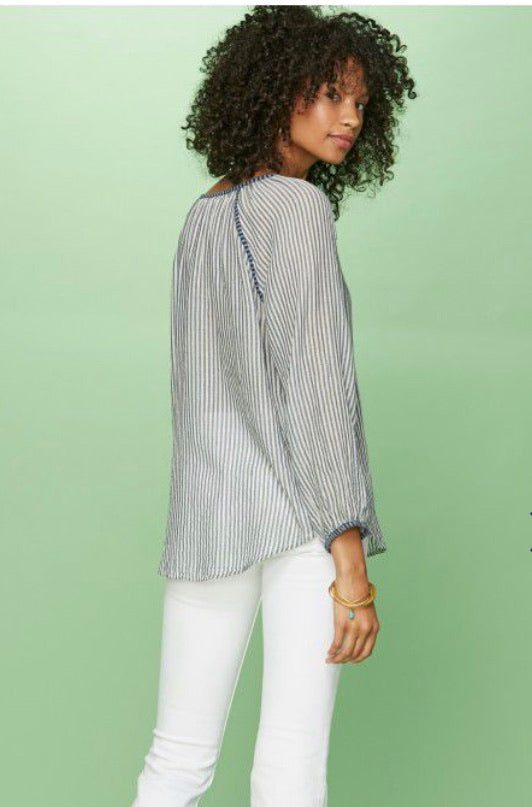 Stripe Lucy Top