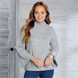 Eve Cable Knit Sweater