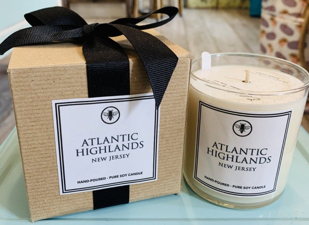 Ella B. Neighborhood Atlantic Highlands 11oz candle