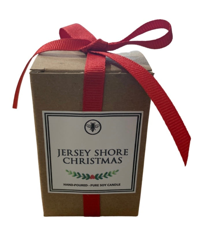 Jersey Shore Christmas Votive