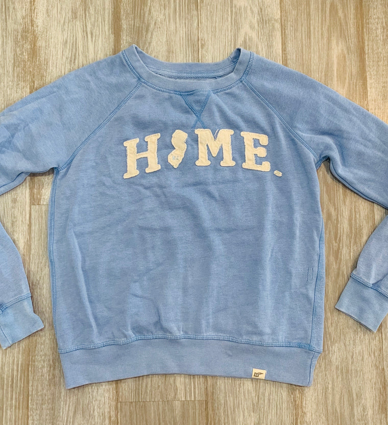 Home. Crew Sweatshirt (two colors)