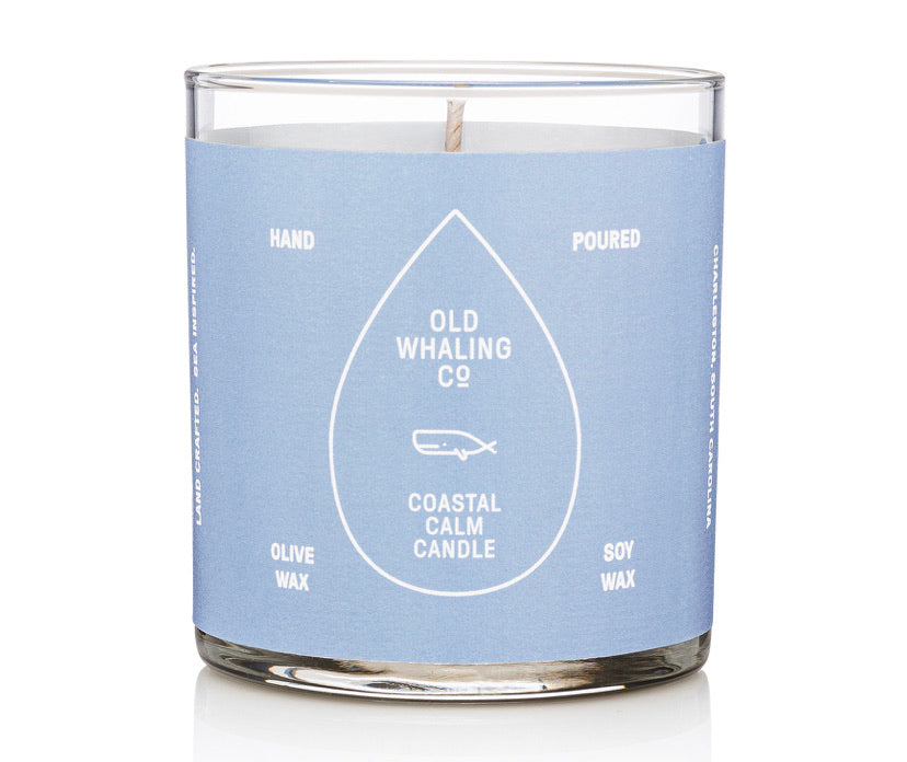 Old whaling Co Candle