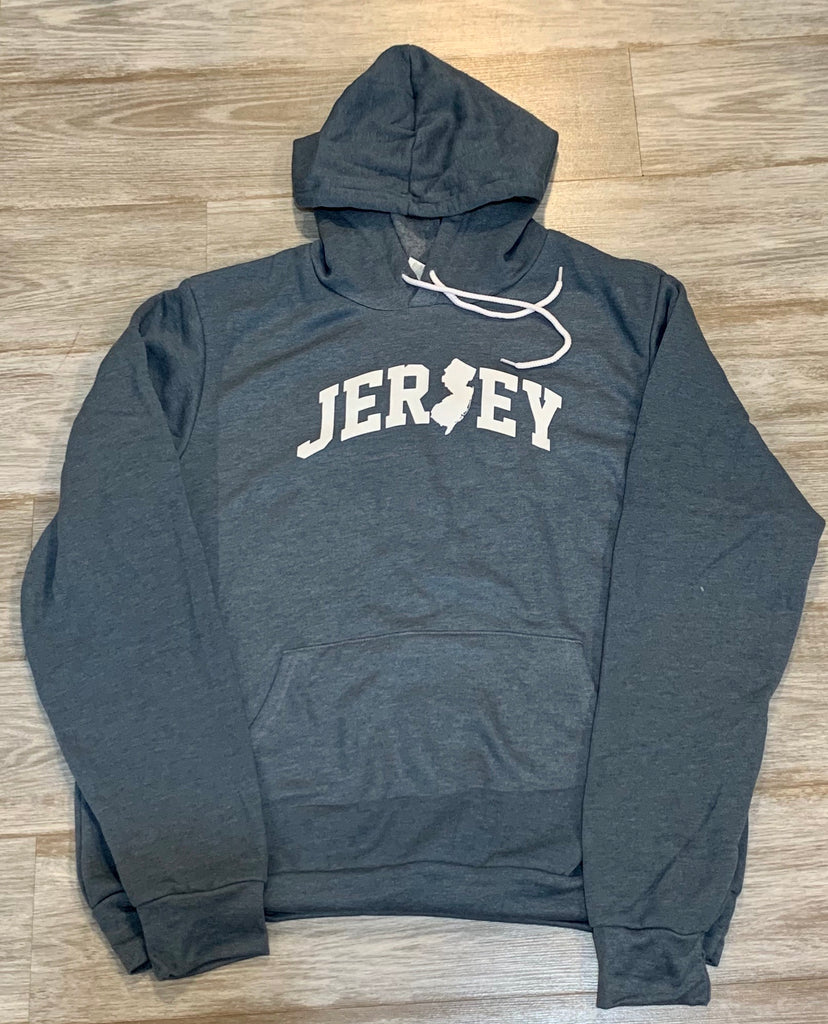 Jersey Hooded Sweatshirt