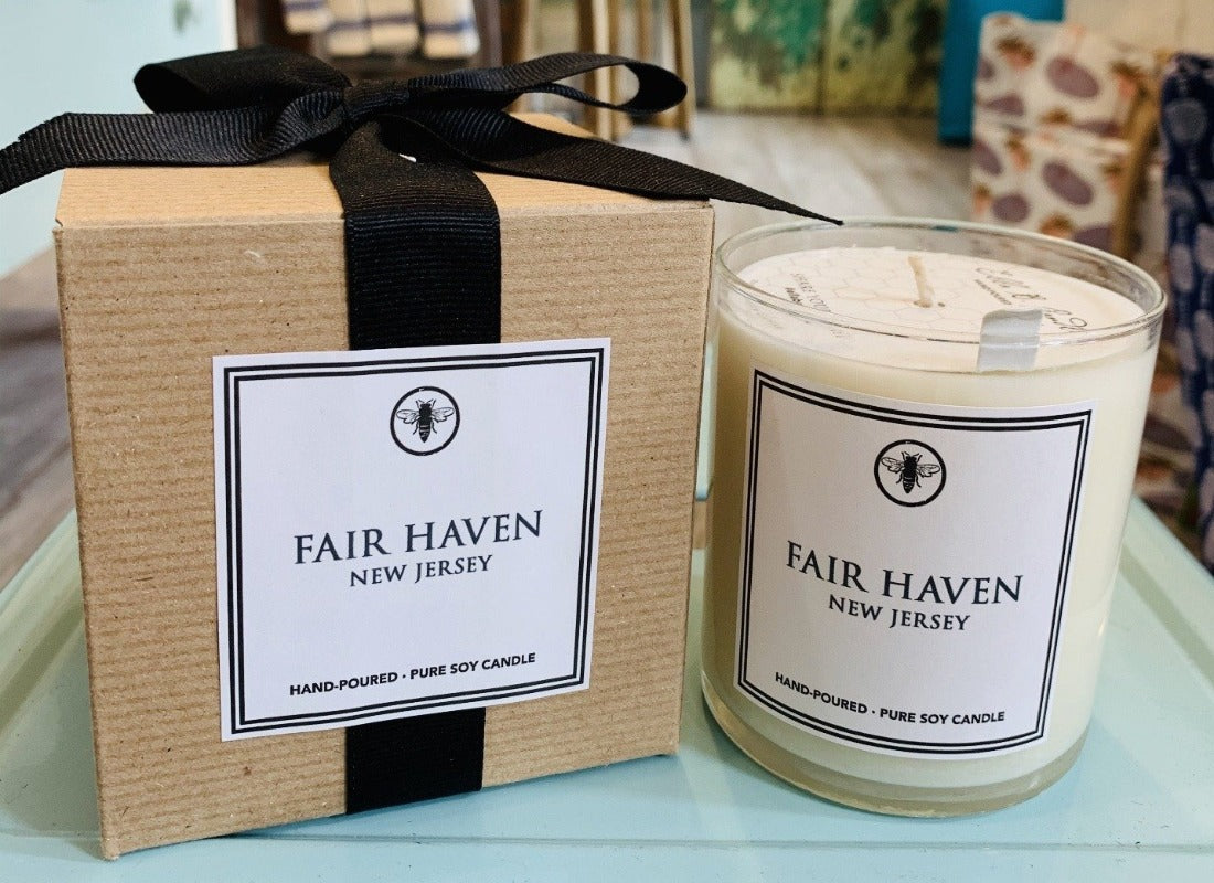 Ella B. Neighborhood Fair Haven 11oz candle