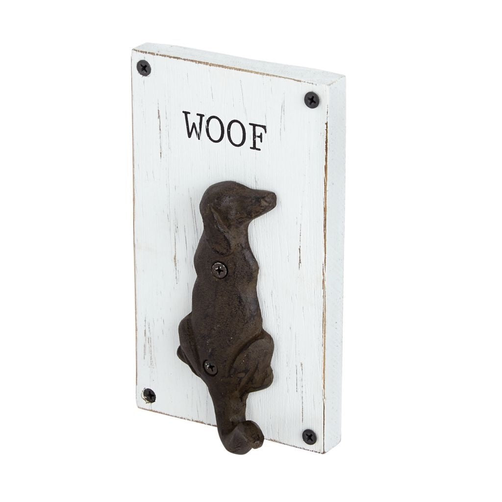 MudPie dog leash hanger