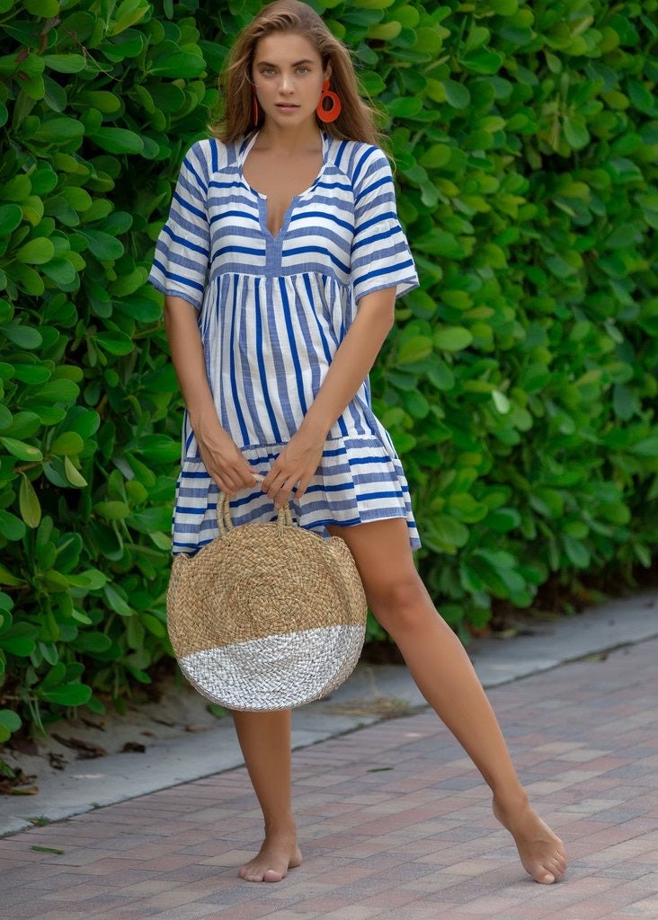 Bindu Ivana Dress/coverup