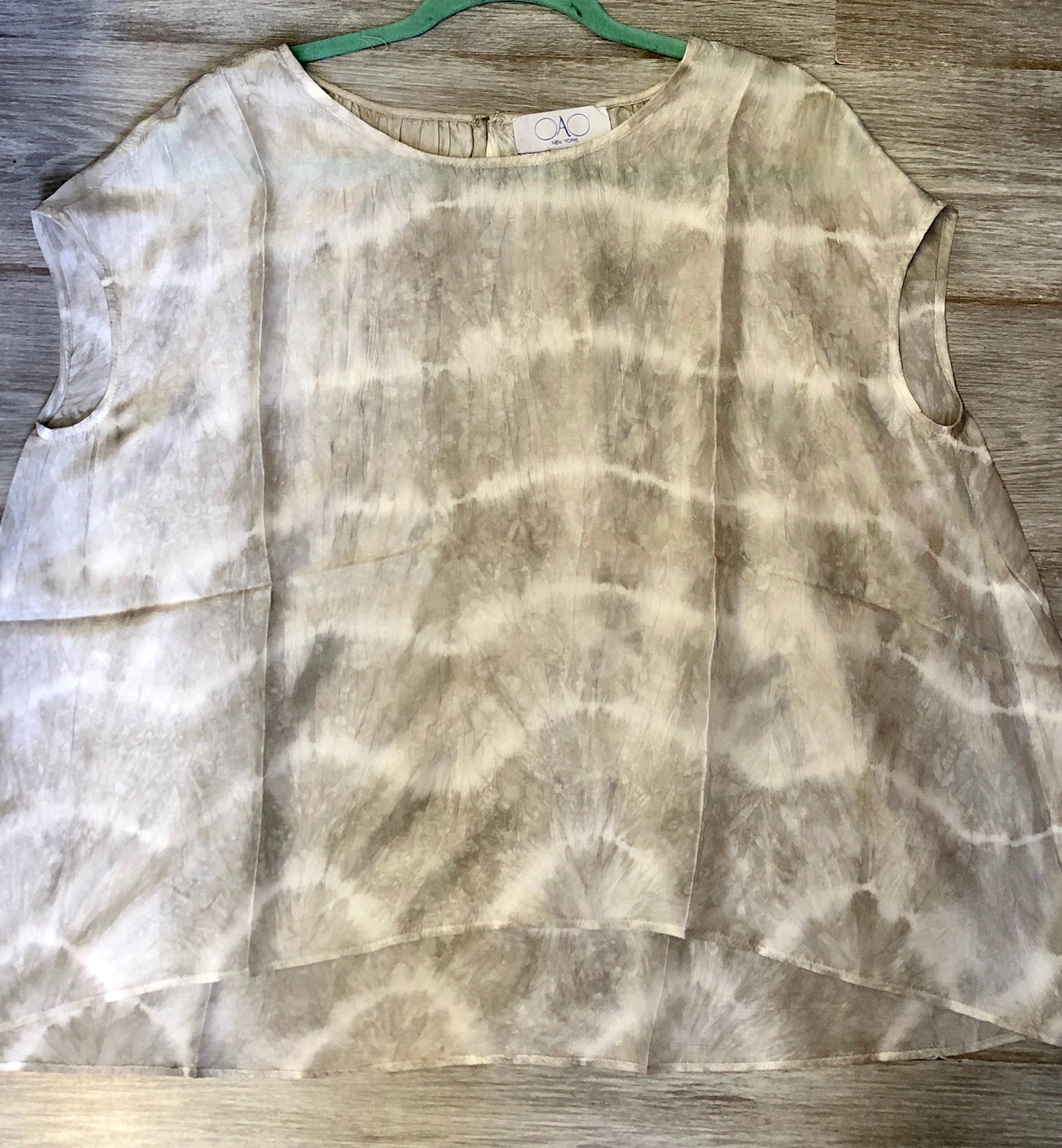 OAO Silk Top