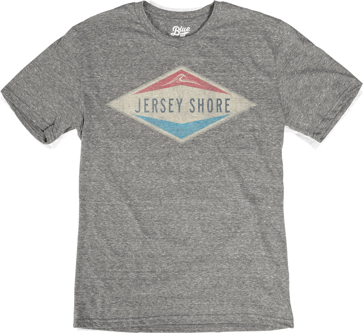Jersey Shore oil burner wave kids tee (2 colors)