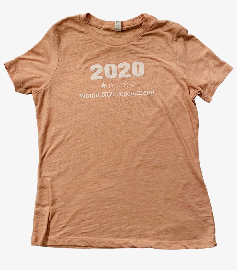 2020 would not recommend ladies tee