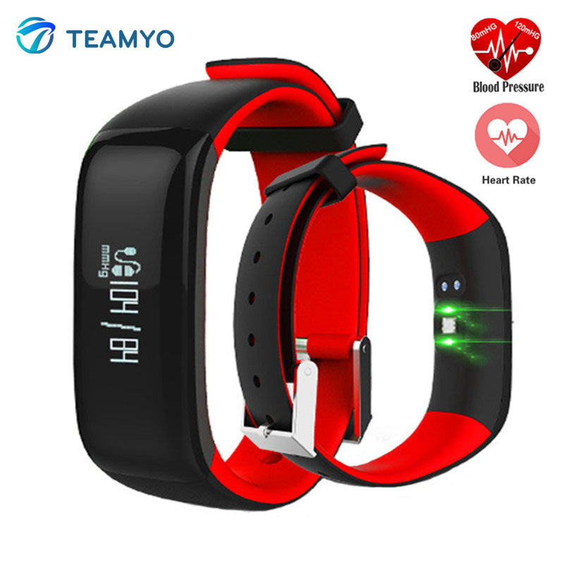 smart p for pressure smartband phone electronics bracelet monitor wris wristband band tracker watches blood fitness pulse pedometer activity