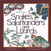 Take-Along Guide: Snakes, Salamanders, and Lizards