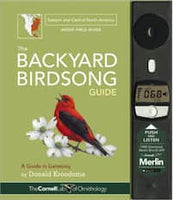 Backyard Birdsong Guide
