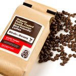Coffee Scarlet Tanager Dark Roast WB
