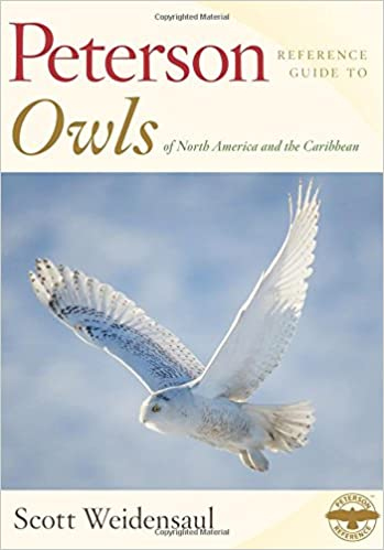 Peterson Reference Guide to Owls of North America