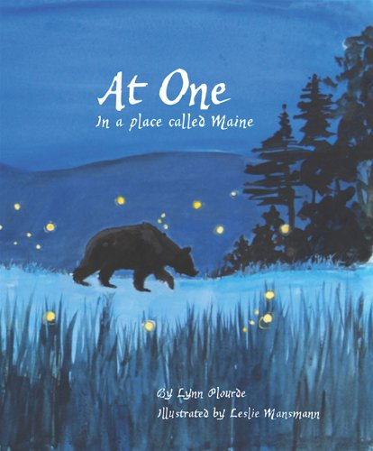 At One in a Place Called Maine Hardcover