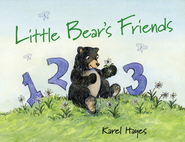 Little Bear's Friends