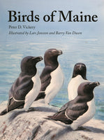 Birds of Maine Hardcover