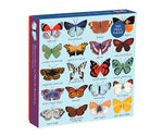 Butterflies of North America 500 Piece Puzzle