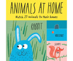 Animals at Home Memory & Matching Game